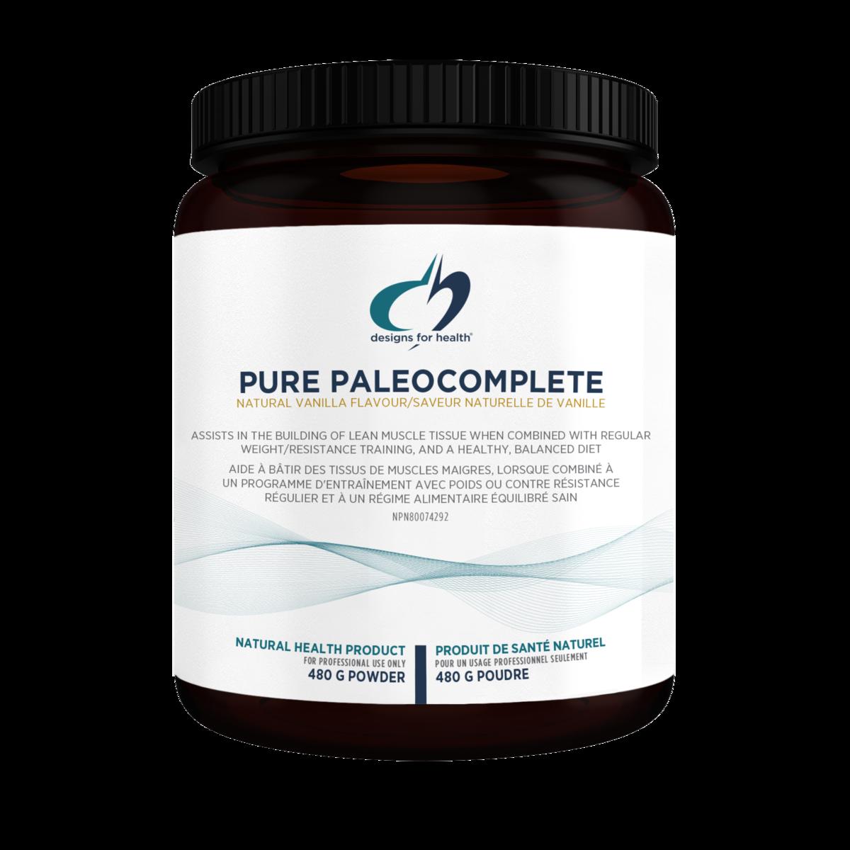 Pure PaleoComplete Vanilla 480 g Canada